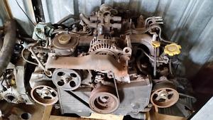 Subaru 2.2l 1997 moteur et accessoires