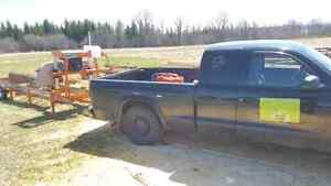 Portable Sawmilling services right to your door! Kawartha Lakes Peterborough Area image 4