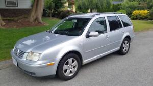 2004 Volkswagen jetta wagon - $3400 (North Delta)