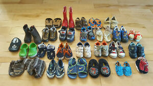 Footwear lot - Infant to size 6