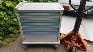 Tool chest tool cabinet medical cart