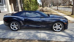 2013 Chevrolet Camaro SS V8 6.2L Loaded, Leather, Warranty, HUD