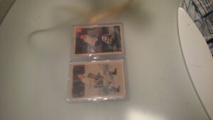 Hockey cards, Toronto Maple Leafs