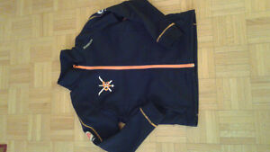 Camp Fortune Ski Club Karbon Jr. Soft Shell Jacket- Size M