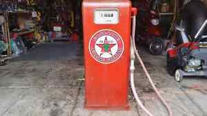 Antique GasPump Texaco GasBoy