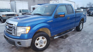 2009 Ford F-150 XLT 4X4 5.4 litre, 144000 km. impeccable