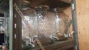 Glass Drink Dispenser (3 available)