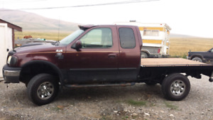 Ford 7700 series 4x4