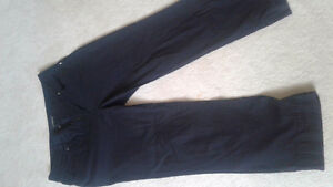 Ladies black light jeans size xl  (16)