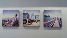 set of 3 canvas