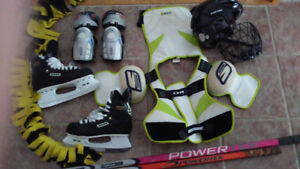 Ringette Equipment
