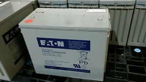 Brand New 140Ah 12V AGM battery Eaton