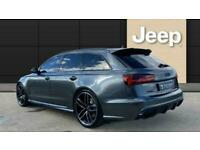 2015 Audi RS6 4.0T FSI Quattro RS 6 5dr Tip Auto Petrol Estate Estate Petrol Aut