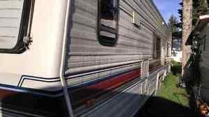 28 foot camper