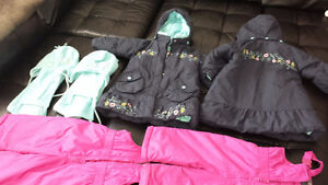 winter clothes twin girls