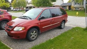 2004 DODGE GRAND CARAVAN -  AS IS