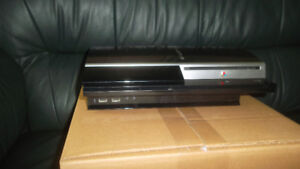 PS3 (CECHG01) for sale $80.  Port Hope.