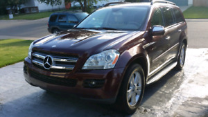 Selling My 2009 Mercedes Benz GL 450 for $17500 O.B.O