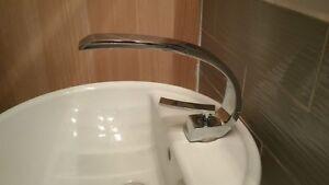 2  new European model bathroom sink faucet Gatineau Ottawa / Gatineau Area image 3