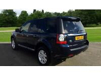 2010 Land Rover Freelander 2.2 SD4 XS 5dr Automatic Diesel 4x4