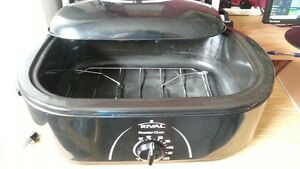 Roaster Oven & Electric Frypan