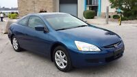 2004 HONDA ACCORD COUPE LOW MILAGE