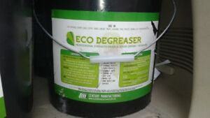 Eco Degreaser 50 lb pail $25.00 each