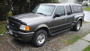 2004 Ford Ranger edge Pickup Truck $6000 OBO