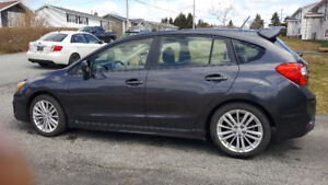 2014 Subaru Impreza sport for sale.