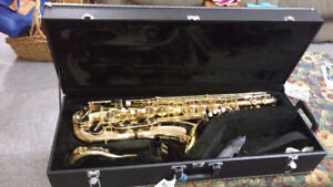 Jupiter Tenor Saxophone ..barely used