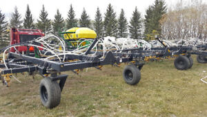 Seed Master 66-12 Air Drill with John Deere 1910 Cart