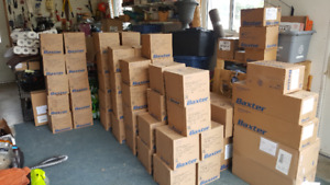 Free boxes for moving etc., very sturdy.