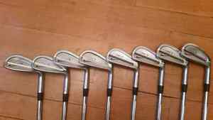 Nike Vr Pro Combo Irons w/ 3 Wood and 2 Hybrid