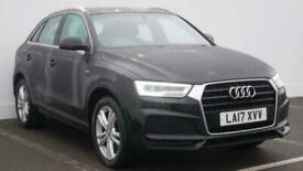image for 2017 Audi Q3 2.0 TDI S Line Edition 5dr Estate diesel Manual