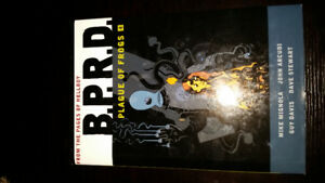 Out of Print Hellboy B.P.R.D. Plague of Frogs Vol.4!