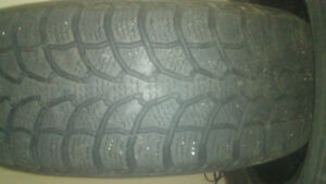 Winter TIRED great shape lots of tread. Extream grip. 195/65 R15