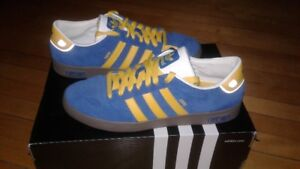 (ADIDAS) CIERO SZ 13 SHOES (WORN ONLY 1X) PD$95-( SELL ONLY $45)
