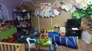Fatina's Dayhome, provider with Glengarry Child Care Society Edmonton Edmonton Area image 3