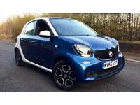 2015 Smart Forfour 1.0 Prime Premium 5dr Manual Petrol Hatchback