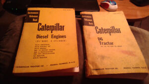 Caterpillar Service Manuals