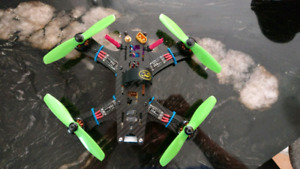 FPV quadcopter racing drone 5inch (250 mm)