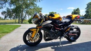 Benelli TNT Cafe Racer 6500km  Certified - try your trades