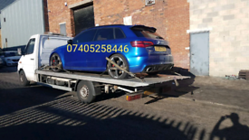 RAPID RECOVERY 07405258446 cheap car recovery service 24/7