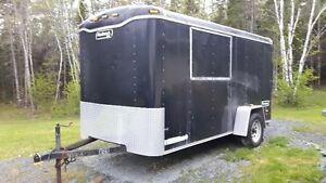6 x 12 haulmark enclosed