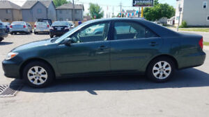 2002 Toyota Camry LE Sedan, No Accident, Certified