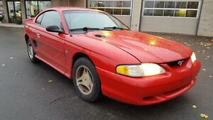 1998 Ford Mustang Coupe (2 door) West Island Greater Montréal image 2