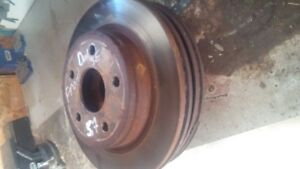 2004 and up Dodge Durango/Dodge Ram Rotors and Brakes