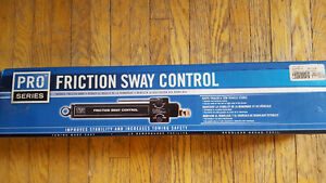 Friction Sway Control (bars)