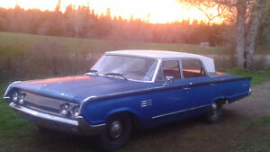 1964 Mercury Meteor 2800$ or trade!