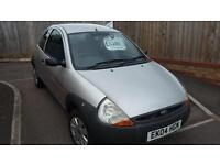 2004 Ford Ka new mot service warranty included cheap first car 44k only